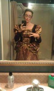 Jane Seymour takes a selfie