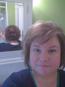 Even math teachers take selfies.