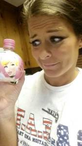 Which one is the Barbie?