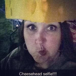 Sherry the Cheesehead